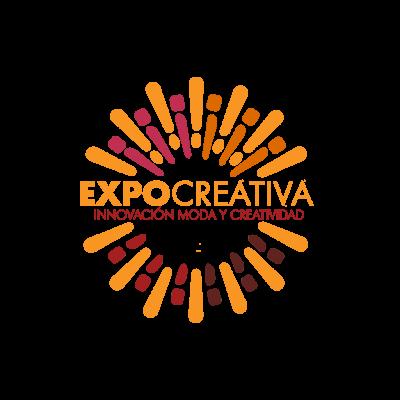 Logo expocreativa colores